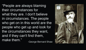 George Bernard Shaw circumstances 7 Reasons Why You Suck At ...