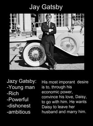 the american dream for nick carraway and jay gatsby Nick carraway, this tale's honest narrator, is a small-town, midwest american boy who once spent some time in new york with the greatest man he has ever known, jay gatsby to nick, gatsby is the embodiment of the american dream: rich, powerful, attractive, and elusive gatsby is surrounded.