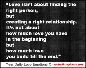 Finding The Right Love Quotes