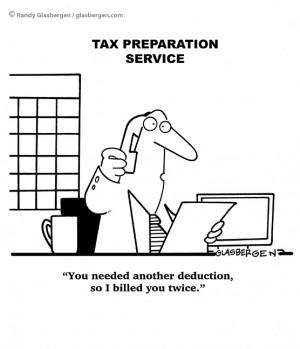 Taxes Humor