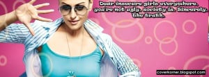 Sonakshi sinha, quote, fb timeline covers