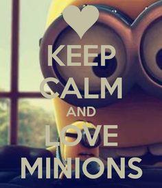 keep calm and love minions more keep calm and love minions keep calm ...