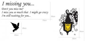 ... That I Might Go Crazy I'M still Waiting For You - Missing You Quote