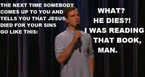 JESUS NO random
