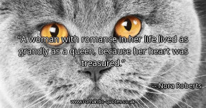 woman-with-romance-in-her-life-lived-as-grandly-as-a-queen-because ...