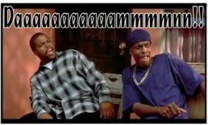 "Smokey and Craig in ""Friday"""