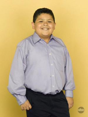 Rico Rodriguez as Manny Delgado From the ABC Comedy 'Modern Family'