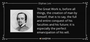 Quotes by Eliphas Levi