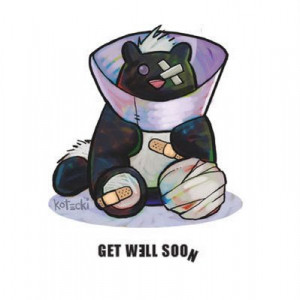 Get well quotes funny, get well funny