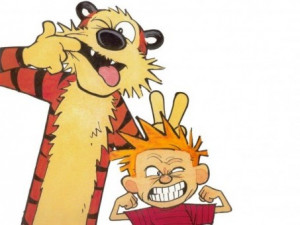 Sixteen Things Calvin and Hobbes Said Better Than Anyone Else