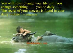 success, secret, life,Change - Inspirational Pictures, Motivational ...