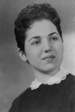 Judy Chicago 1957