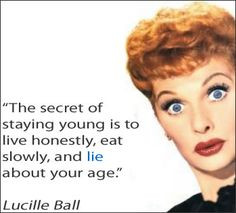 ... quotes age spa quot lucille ball room quot funny girls beauty fun spa