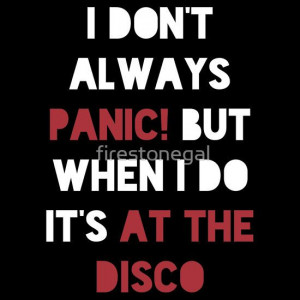 ... Panic At The Discos Quotes, Bands Phones Cases, Panic! At The Disco, T