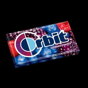 Orbit Gum Wildberry Remix 12CT