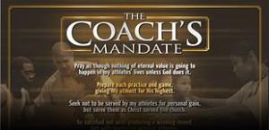 Coaches Mandate