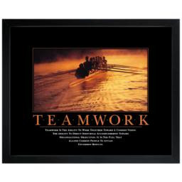 Motivational Posters Teamwork Successoriescom Image