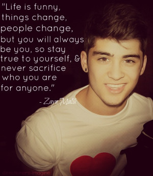 zayn malik #zayn malik quote #one direction #1d quotes #ZM