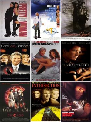 Richard Gere Movies Richard gere movie posters