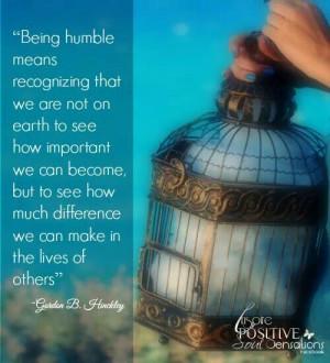 quotes #humble #inspirational
