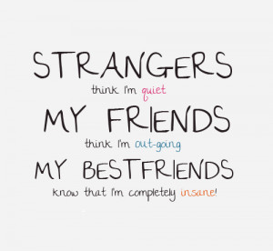 ... love these best friend quotes, please share it with your friend