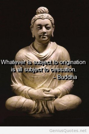 Brainy Buddha quote