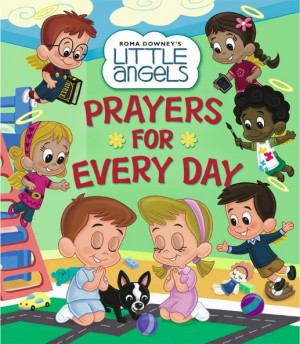 Roma Downey's Little Angels – A Prayer Book for Preschoolers