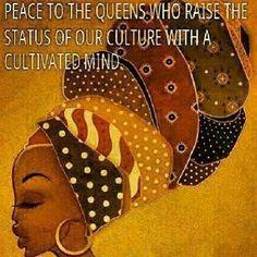 Black queens rise!!!!!