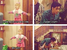 Uncle Jesse and Michelle ♥ More