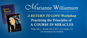 Marianne Williamson Fear Quote