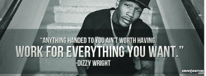 Dizzy Wright Quotes Dizzywright facebook cover