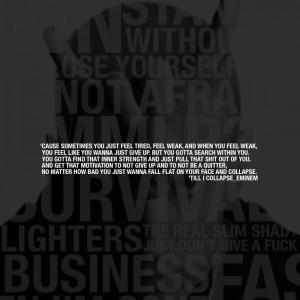 Eminem Till I Collapse Quotes