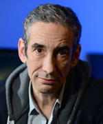 Douglas Rushkoff CUNY Queens Present Shock Everything Is Now