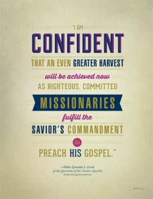 Righteous, Committed Missionaries