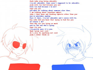 Homestuck John Egbert Quotes