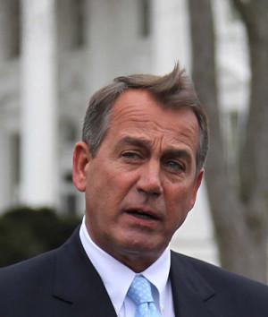 John Boehner...