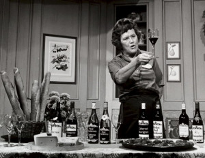 Julia Child had a weakness for Yquem