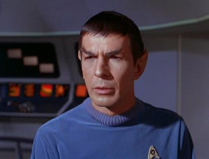 Mr. Spock The Cage