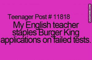English Teacher Quotes Funny Best English Teacher Quotes My