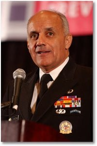 From a Dr. Val Jones interview of Vice Admiral Richard H. Carmona, MD ...
