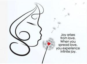 simple reminder about joy~