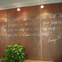 Betty Ford Center- Eisenhower - Rancho Mirage, CA, États-Unis. Quote ...