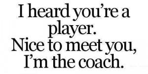am the Coach