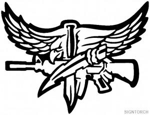 Swat Eagle Logo