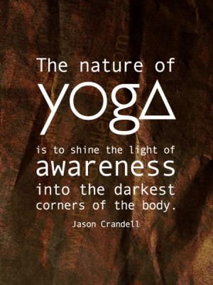 Nature Yoga Quotes