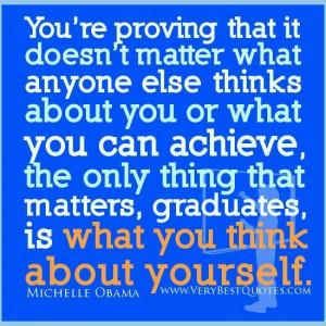 Graduation quotes michelle obama graduation quotes