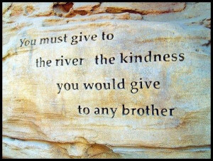 Native american quotes and proverbs kindness brothers