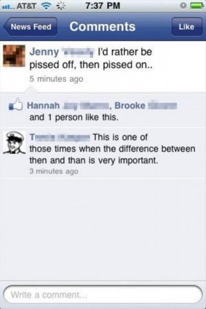 This Should Wake Your Inner Grammar Nazi Up – 18 Pics
