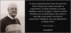 Charles Handy Quotes