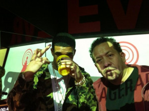 Featured image for WDDW: Drake Interviews In BAPE 1st Camo Outdoor ...